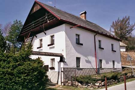 Chalupa na Lipně v jižních Čechách